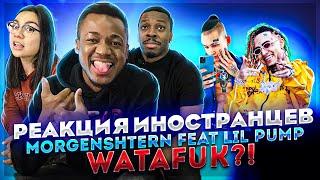 Иностранцы слушают MORGENSHTERN & Lil Pump - WATAFUK?! / Реакция иностранцев МОЛОДОСТЬ ТВ cмотреть видео онлайн бесплатно в высоком качестве - HDVIDEO