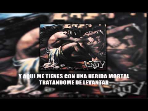 CHUY DISCORDIA- PECADO MORTAL  DISCO COMPLETO (METAL MEXICANO)