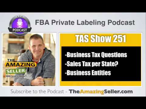 TAS 251 : How To Avoid Common Tax Mistakes In Your Business (CPA Guest)