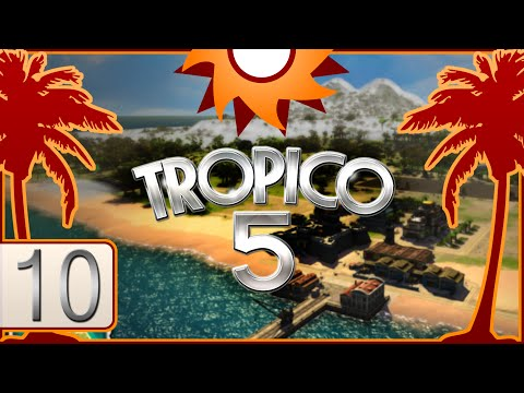 Tropico 5 - Episode 10 ...College Worker Surplus...