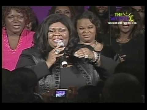 Kim Burrell & All Star Womens Choir - Expect A Miracle & Changed