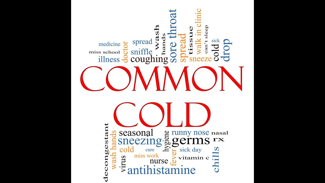 The Common Cold Health Rant
