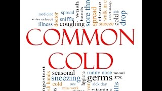 The Common Cold Health Rant