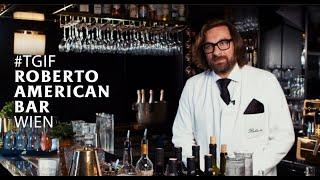 Schweppes #TGIF Roberto American Bar Wien