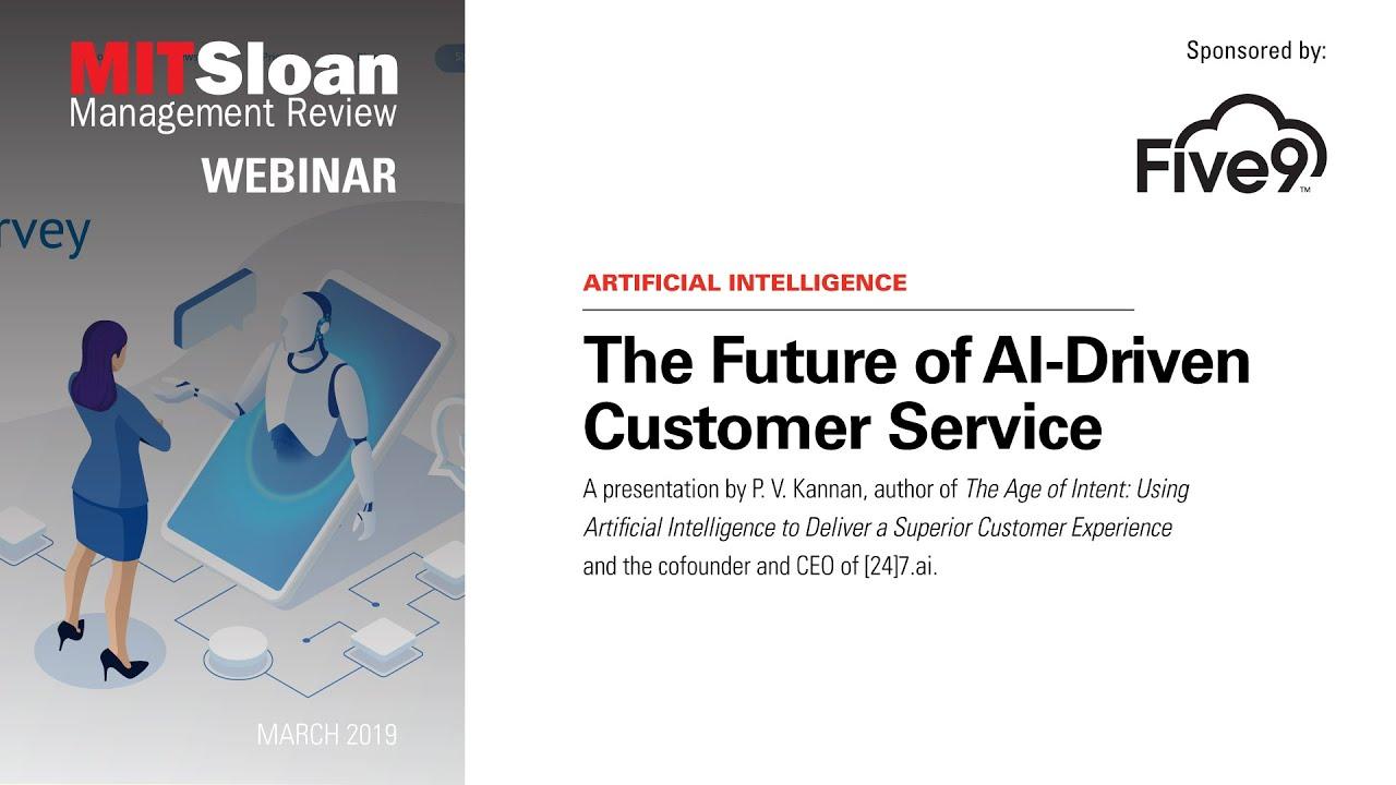 The Future of AI Driven Customer Service