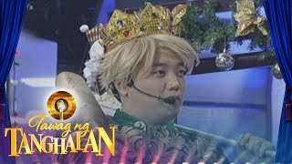 Tawag ng Tanghalan: Jhong tests Ryan's intelligence