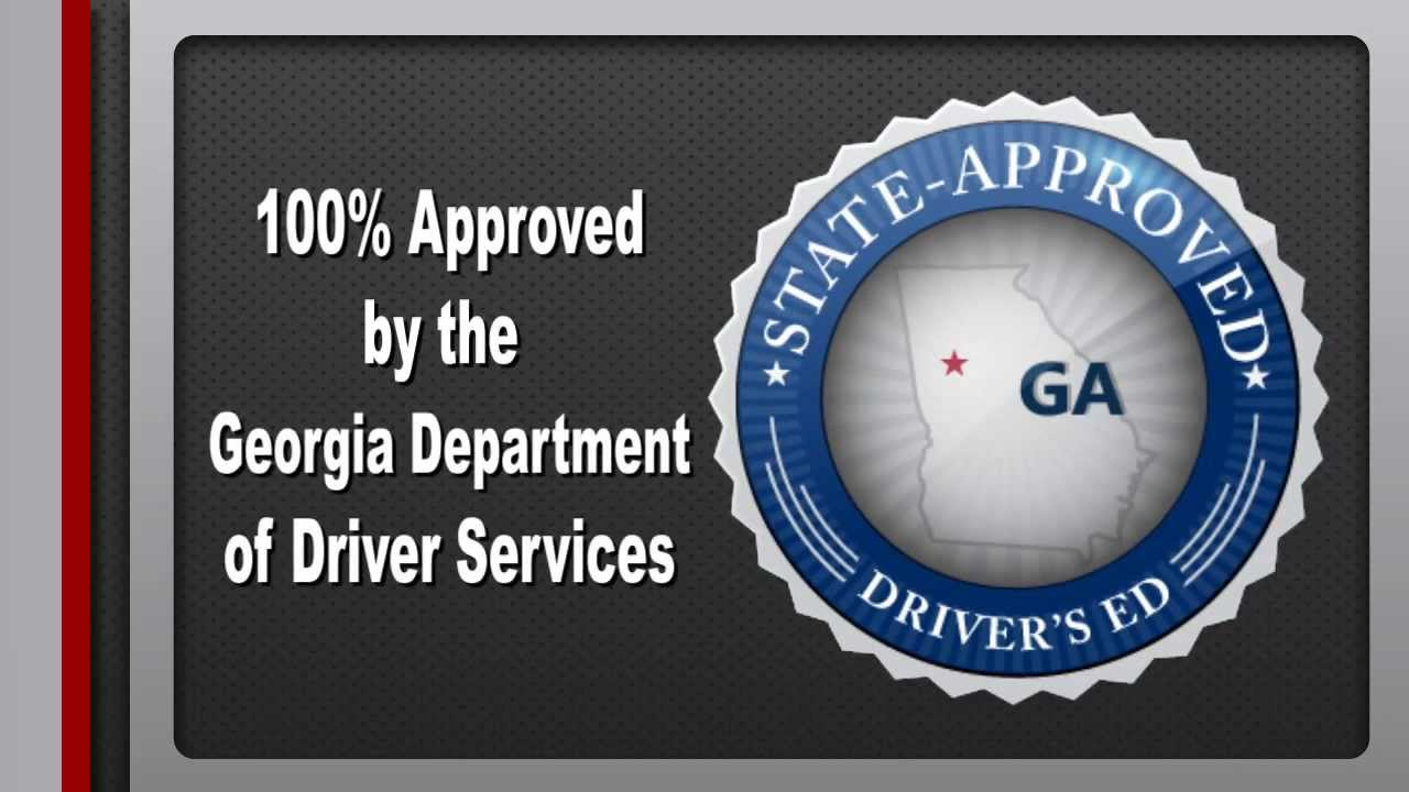 Joshua's Law Drivers Ed Online - Georgia DDS Approved