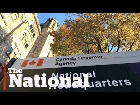CRA website shut down