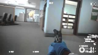 PAYDAY 2-assaltando banco na STEALTH(xbox 360)