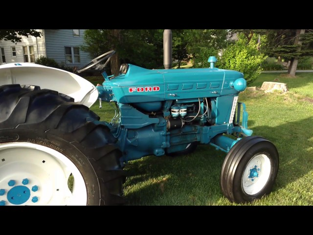 Ford 5000 diesel for sale