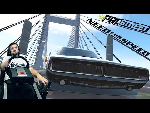 Навалил на тачке Короля Рё Ватанабе - Evo 10 Need for Speed: ProStreet на руле Fanatec CSL Elite PS4