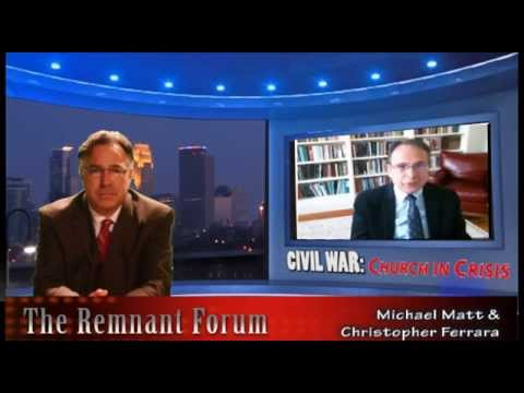 The Remnant Forum: CIVIL WAR: A Church in Crisis