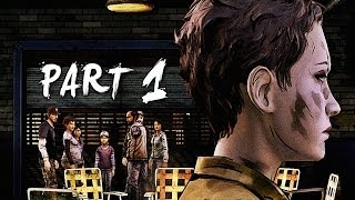 The Walking Dead Season 2 Episode 3 Gameplay Walkthrough Part 1 - In Harm