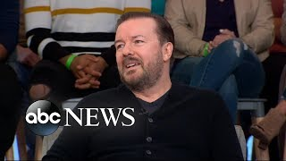 Ricky Gervais reveals if he would return as Golden Globes host