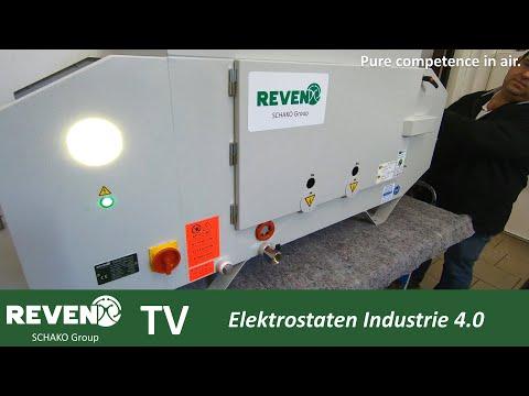 Assista: Tecnologia em Tratamento da geração de Fumaça de óleo Modelo Coletor CE (Eletrostático)