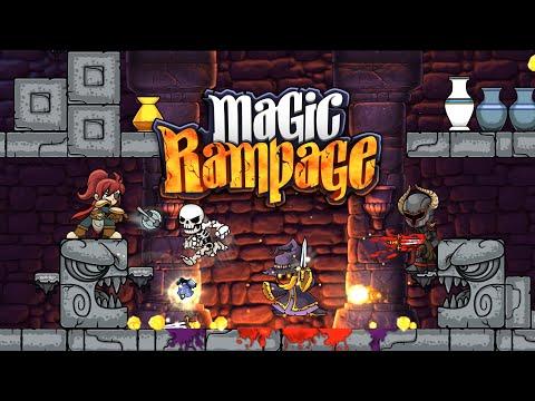Magic Rampage ( Mod Money)