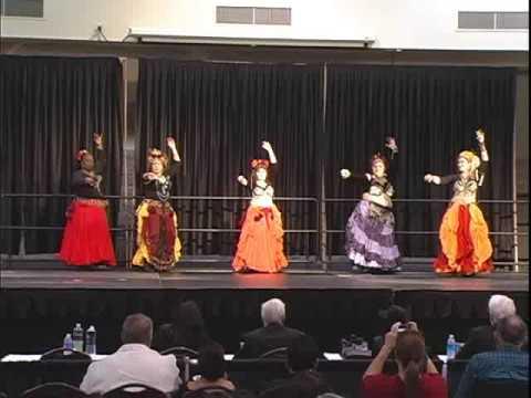USA - 2009 World Culture Folk Dance Competition