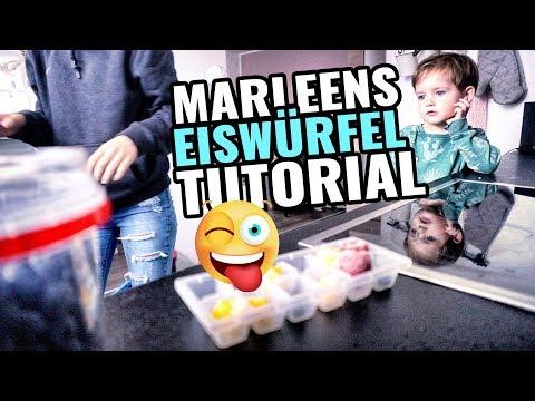 Marleens Eiswürfel Tutorial / 15.8.19 / Frau_sein
