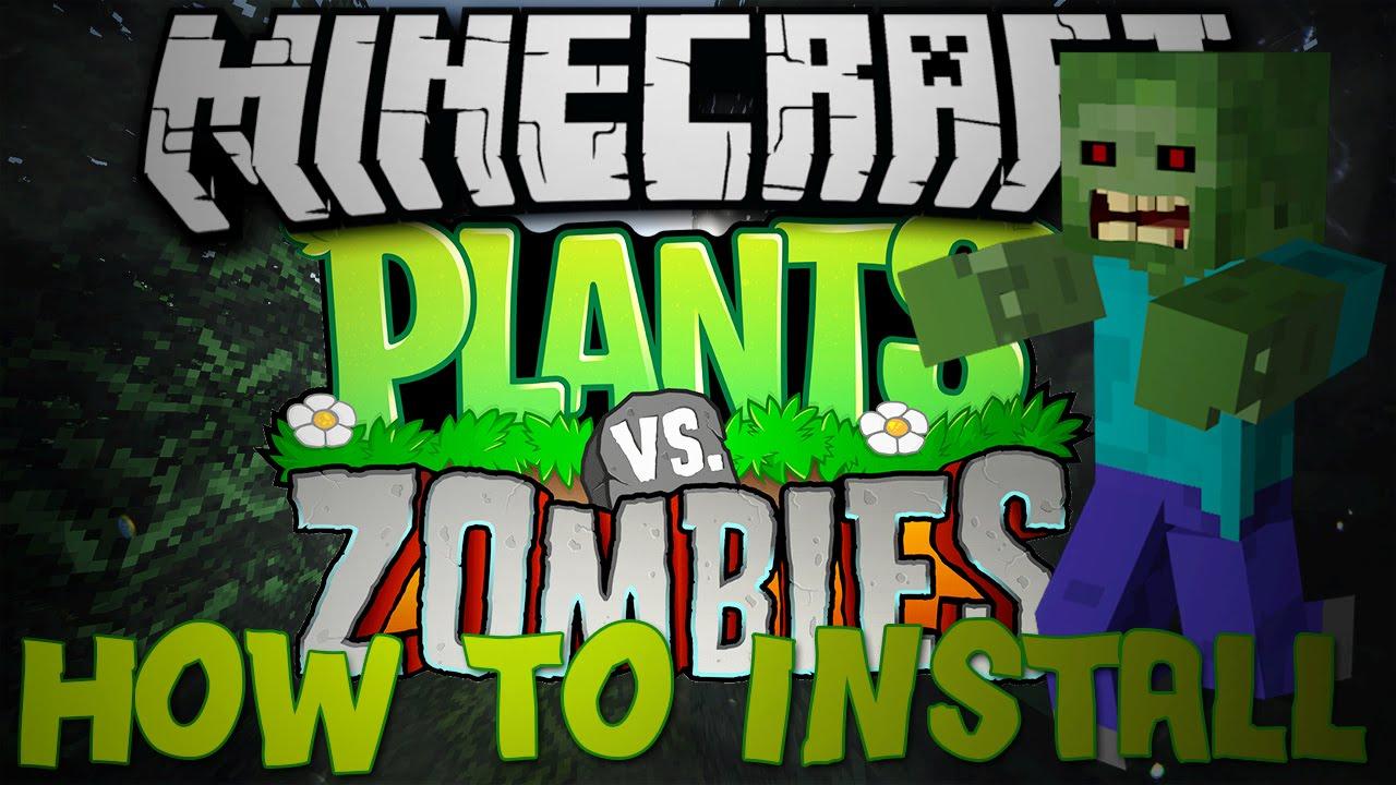 minecraft plants vs zombies 2 mod 1.7.10 download