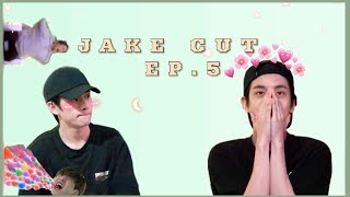 Download all jake cut ep.5 (i-land) & his omo ottoke moment 제이크 아이랜드
