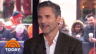 Eric Bana Talks About New Series, 'Dirty John' | TODAY