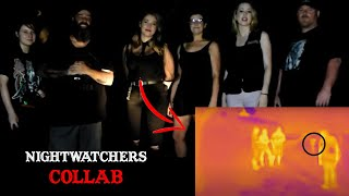 Haunted Down Under - Collaboration with Night Watchers - Victoria Park Investigation