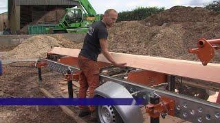 Yvelines   Une entreprise yvelinoise investit pour augmenter la revalorisation du bois
