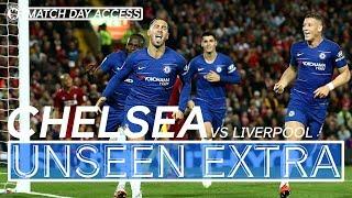 Tunnel Access | Hazard's stunning strike turns Anfield Blue