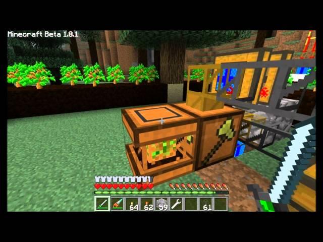 Mod Spotlight - Forestry Part 1