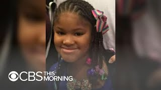 Suspect arrested in 7-year-old Houston girl's shooting death