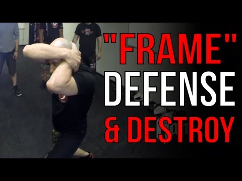 How to Defend Against & Destroy Punches - TRITAC Instructor Course