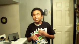 "Chris Brown Covers ""With You""  David Leathers Jr covers chris brown 