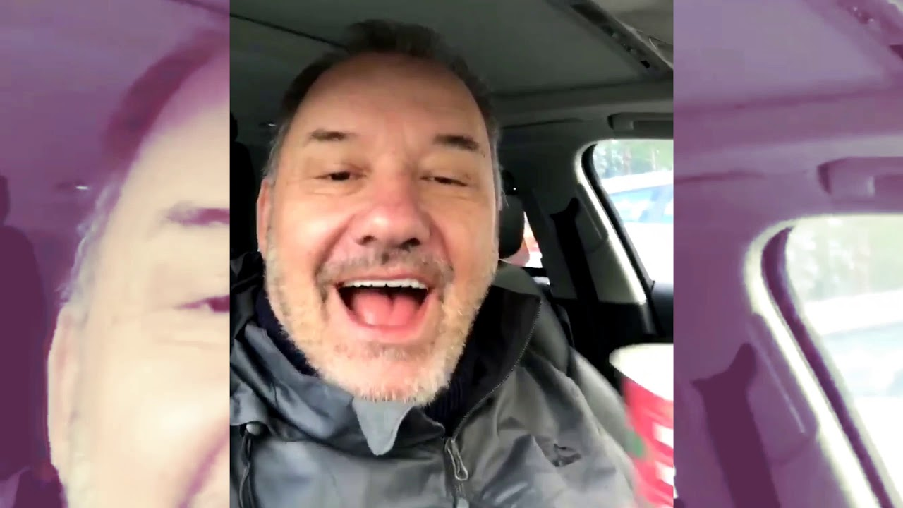 Bob Mortimer S Been Doing These Train Guy Skitts A While Now