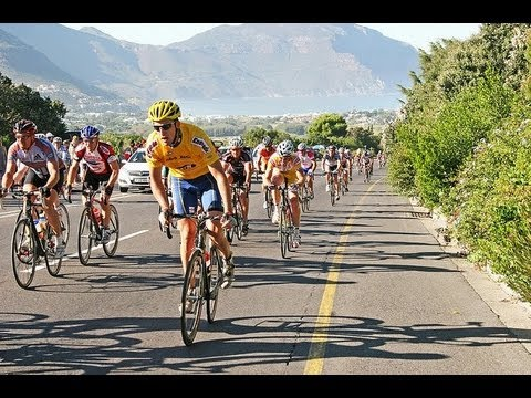 The Cape Argus, Cape Town: the world's biggest bike race