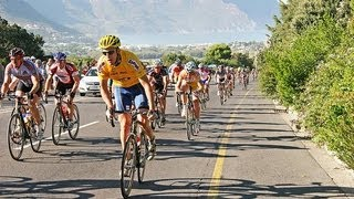The Cape Argus, Cape Town: the world's biggest bike race