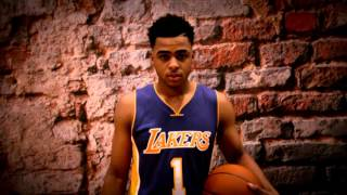 NBA Rooks: D'Angelo Russell - Getting Ready for the Season