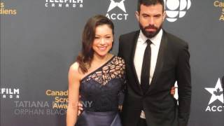 Real Style On The Red Carpet At The 2015 Canadian Screen Awards