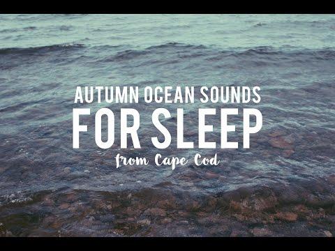 Autumn Ocean Sounds - Asleep On Cape Cod
