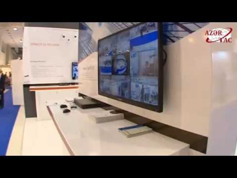 President Ilham Aliyev viewed 2nd Azerbaijan International Defense Exhibition ADEX 2016