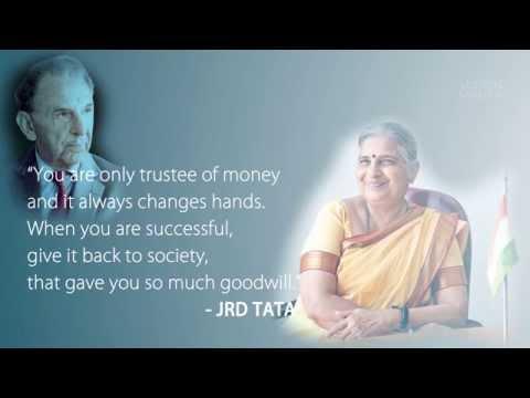 Dr. Sudha Murty