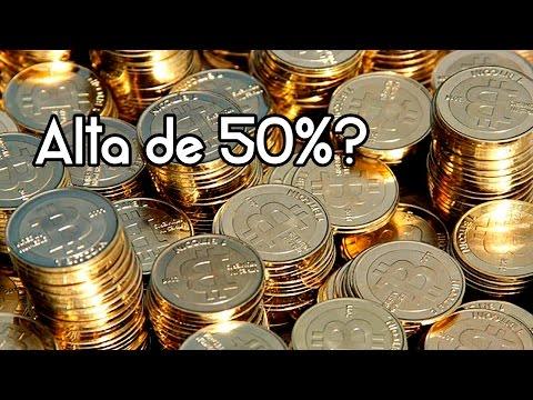Bitcoin Subindo 50% - Chineses Fugindo Da China