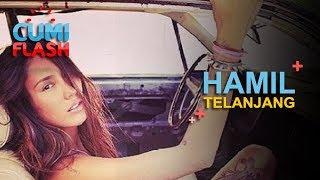 Lagi Hamil, Fahrani Kok Malah Telanjang? - CumiFlash 28 September 2018