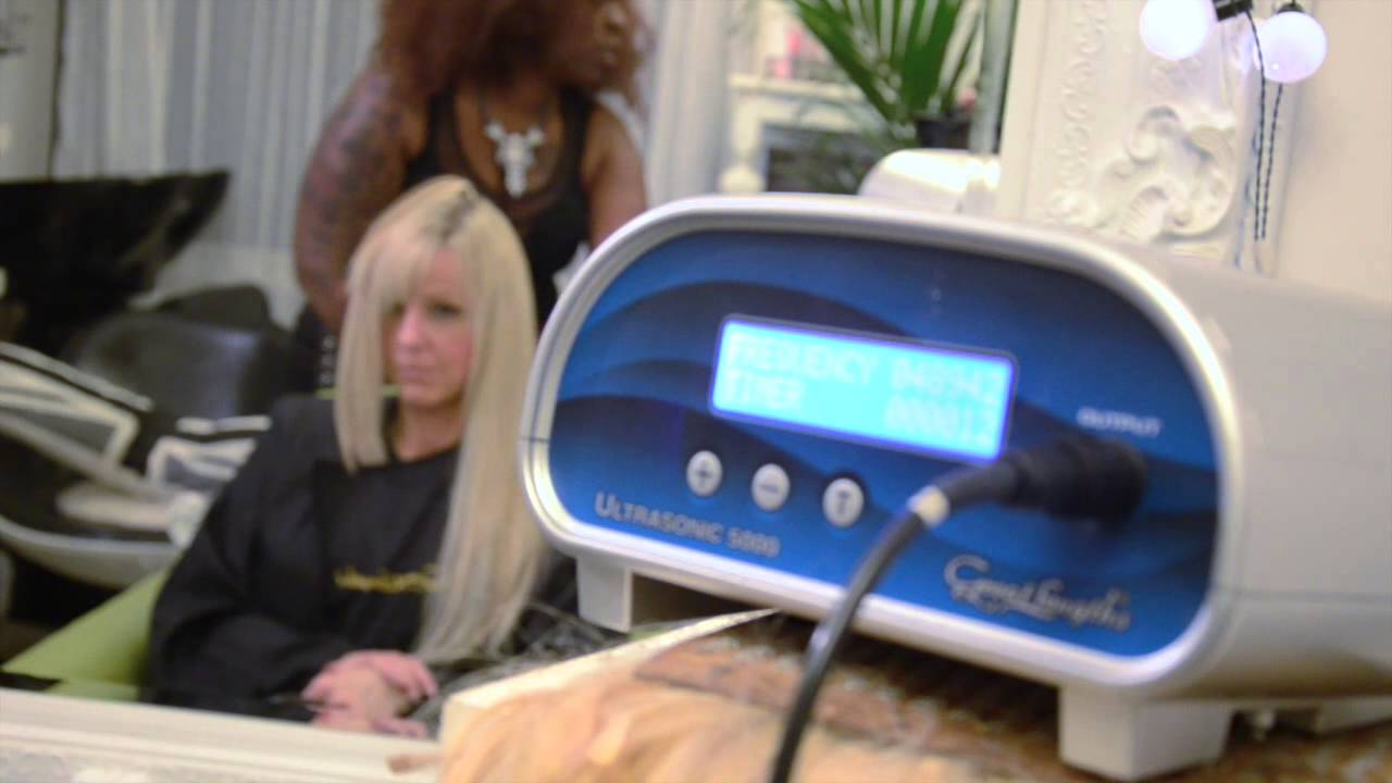 Great Lengths Hair Cold Fusion By Bristol Hair Extensions Youtube