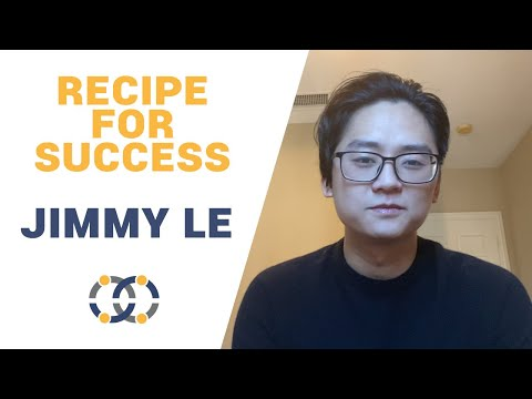 Recipe for Success: Jimmy Le