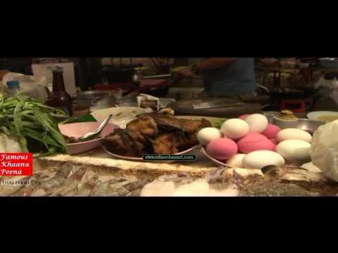 THAI DISHES | SOUP | TOM YUM GOONG | FAMOUS KHAANA PEENA