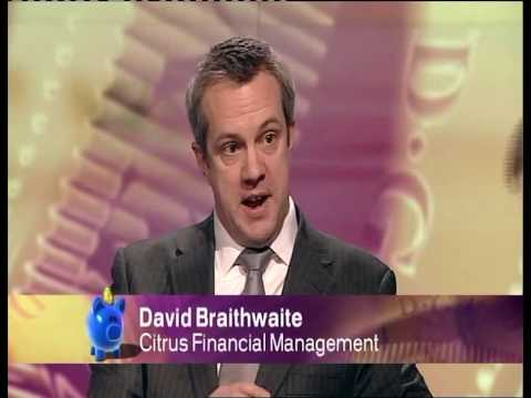 David Braithwaite on Working Lunch discusses low s...