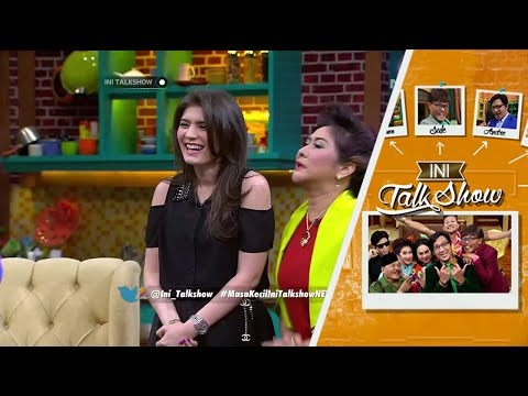 Quenzino, Anak Carissa Putri Punya Hobi Guling-guling  (Ini Talk Show 11 April 2016)