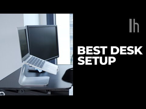 How to Ergonomically Optimize Your Desk to Avoid Aches and Pains   Lifehacker