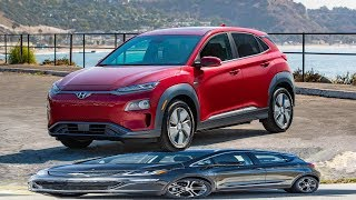 The Chevrolet Bolt EV is in Trouble: Here Comes The Hyundai Kona Electric