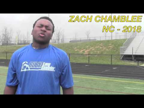 Rubio Long Snapping, Zach Chamblee, March 2016